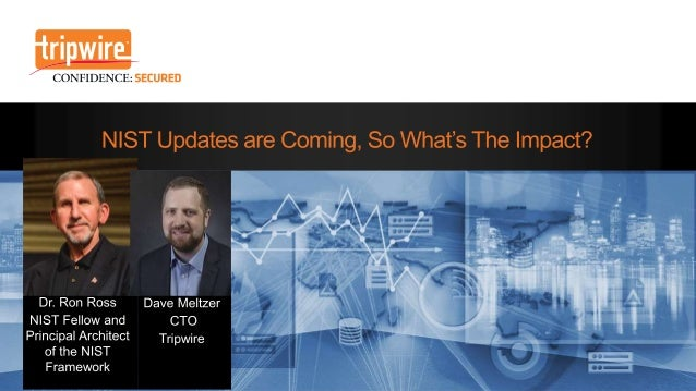 NIST Updates Are Coming, So What's the Impact?