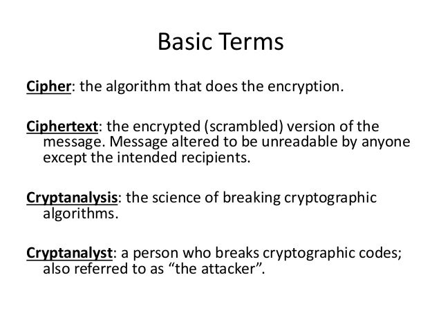 Cryptography and network security Nit701