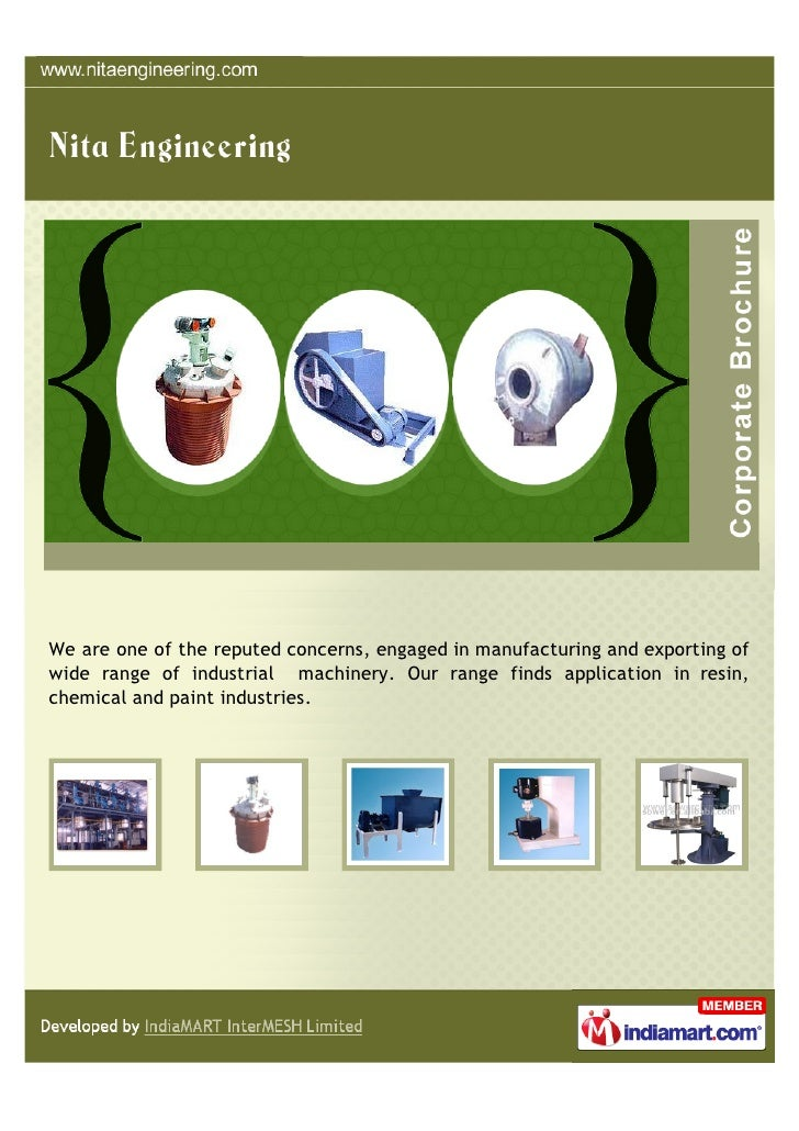 We are one of the reputed concerns, engaged in manufacturing and exporting ofwide range of industrial machinery. Our range...