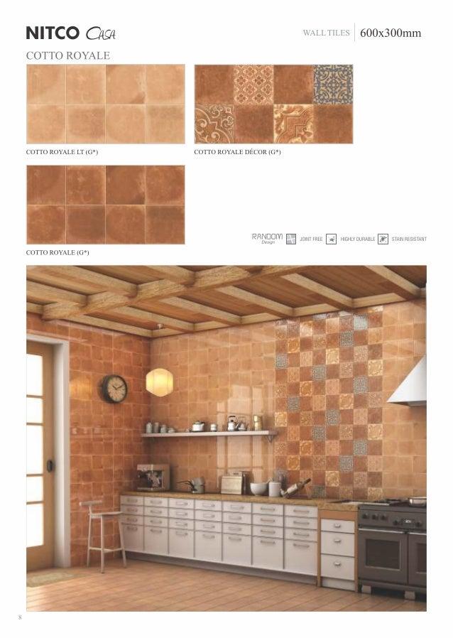 Catalogue nitco pdf tiles