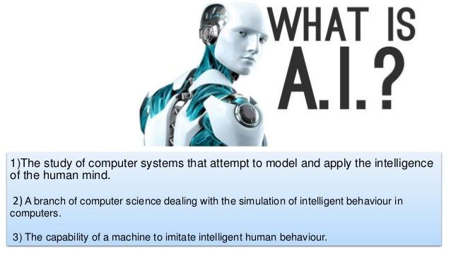 Power Point Presentation on Artificial Intelligence  Slide 3