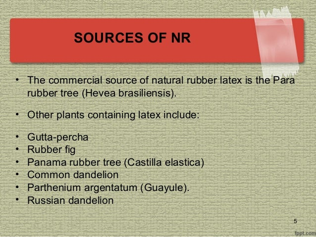 Natural Rubber Composites
