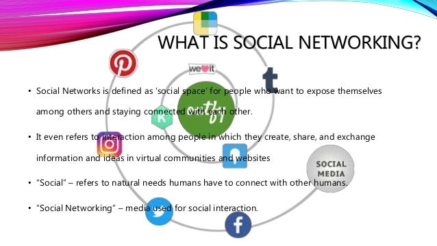 EFFECTS OF SOCIAL NETWORKING Slide 2