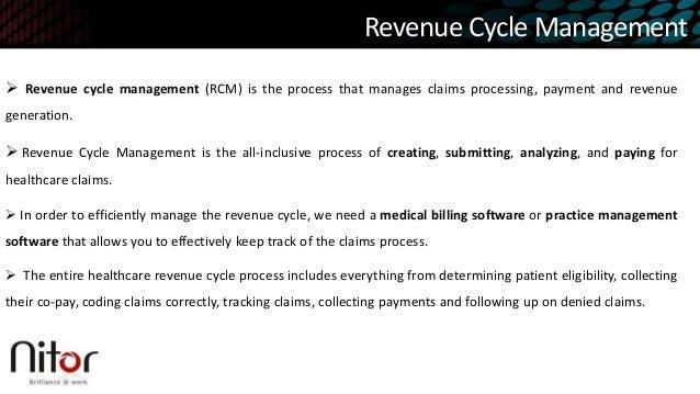 Nitor infotech RCM overview Slide 3