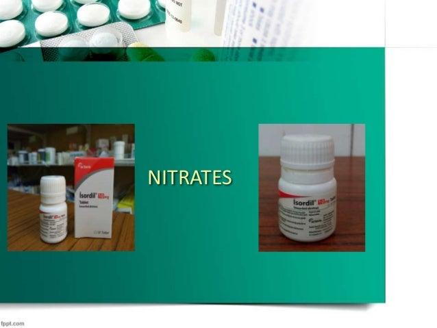 nitrater medicin