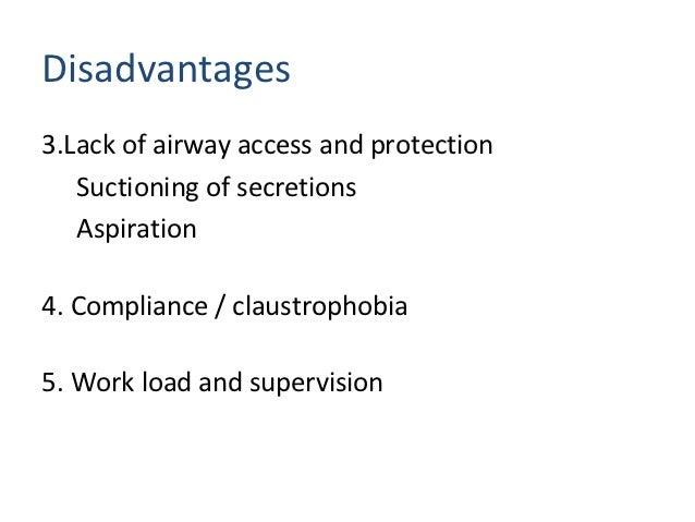 Which mode?• Hypoxaemia = CPAP• Hypercapnia and hypoxaemia= Bi Level