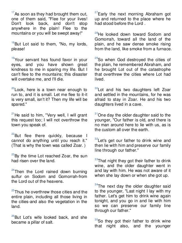 THE BIBLE PDF NIV EBOOK DOWNLOAD