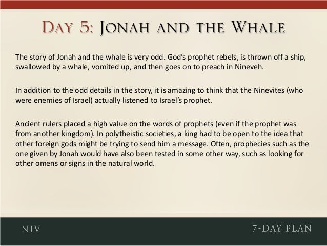 Ancient Insights into Familiar Bible Stories - 7 Day Reading