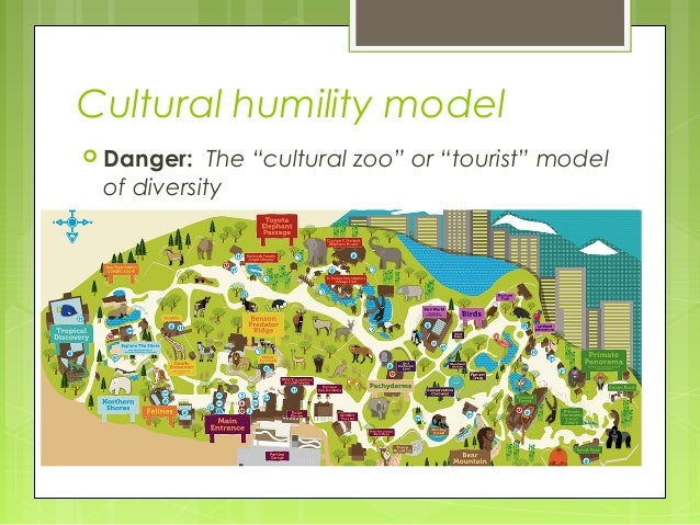 culture humility Why cultural humility with its unique focus on client as expert, cultural humility encourages the practitioner or researcher to adopt a learning stance while.