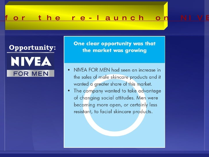 a business plan for nivea for men marketing essay As personal care brands expand their offerings to men beyond the basics of body  wash, shampoo and shave cream, they are thinking.