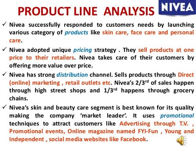 swot analysis for nivea vs vaseline Deodorants - axe, dove, yardley, rexona, nivea - swot analysis, positioning success and failure, brand personality.