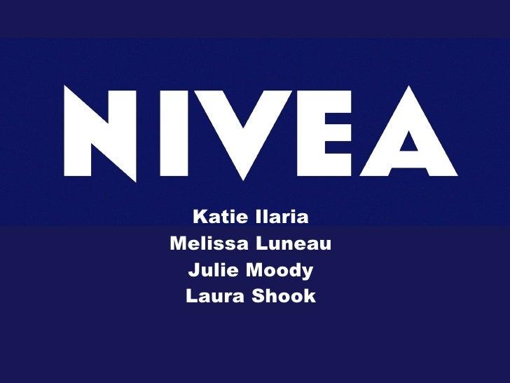Nivea marketing project