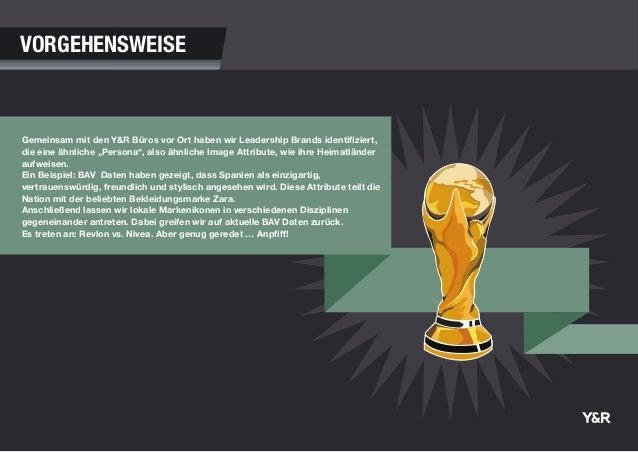 The BAV BRAND WORLD CUP 2014 Nivea vs. Revlon Slide 2