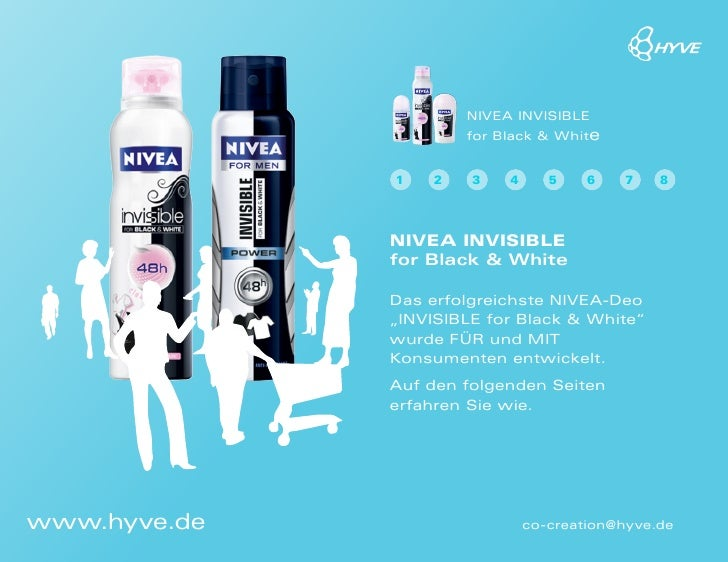 NIVEA INVISIBLE                            for Black & White                   1    2   3       4      5    6   7    8    ...