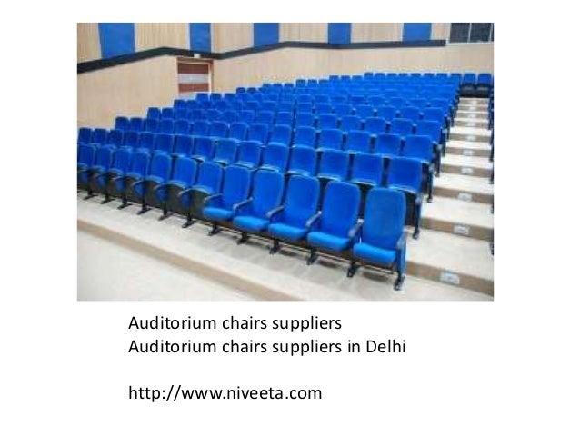Auditorium Chairs Suppliers In Delhi