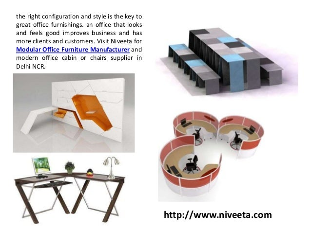 The Right Configuration And Style Is The Key To Great Office Furnishings.  An Office That ...