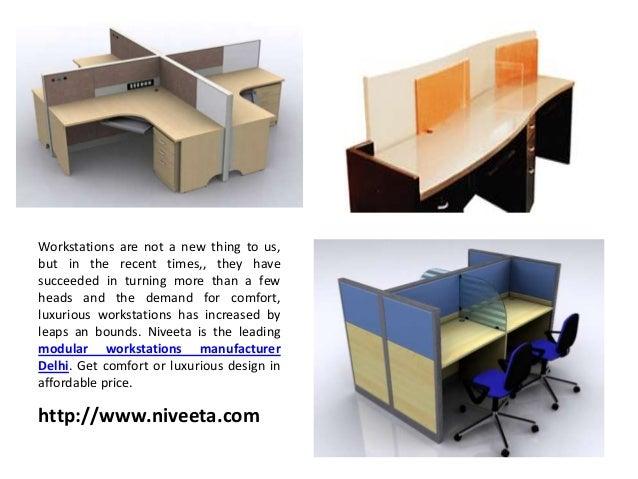 Niveeta modular office furniture manufacturer in delhi ncr for Furniture manufacturers