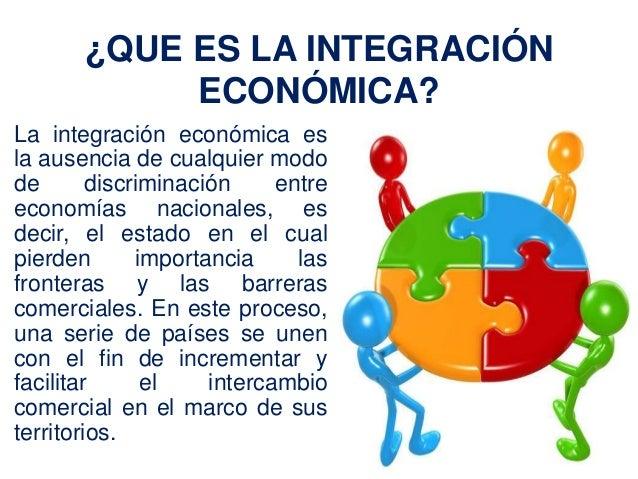 Niveles De Integraci N Econ Mica De Los Acuerdos Comerciales