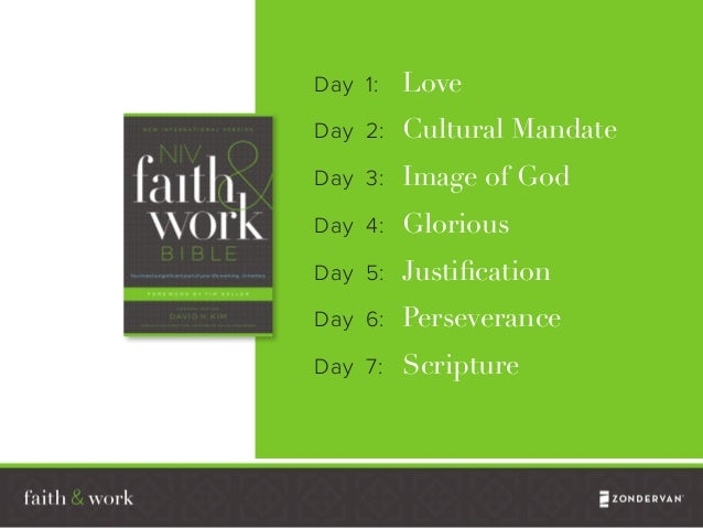 Find Purpose and Passion in Your Daily Work - 7-day Reading Plan Slide 2