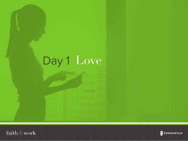 Find Purpose and Passion in Your Daily Work - 7-day Reading Plan Slide 3