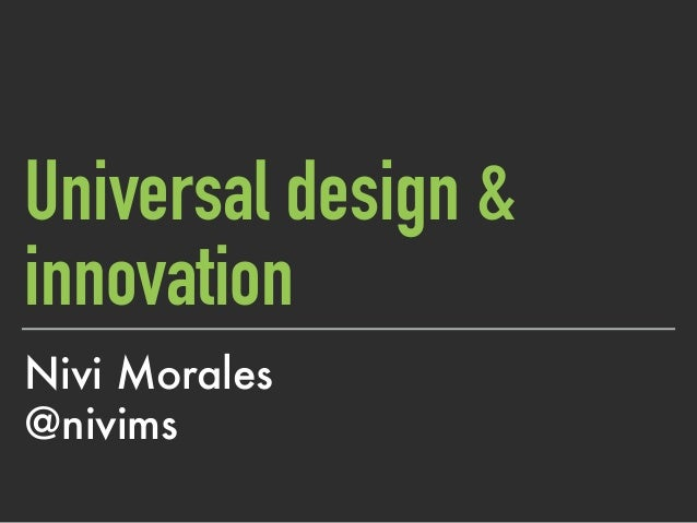 design and innovation This innovation/design space is an industry that splinters into many many directions if we place innovation or growth strategy at the center, classic strategy and.