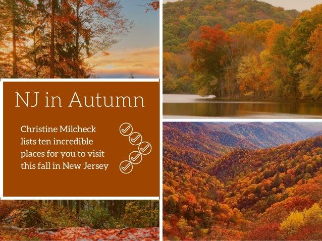 Autumn Scenes - NJ - Christine Milcheck