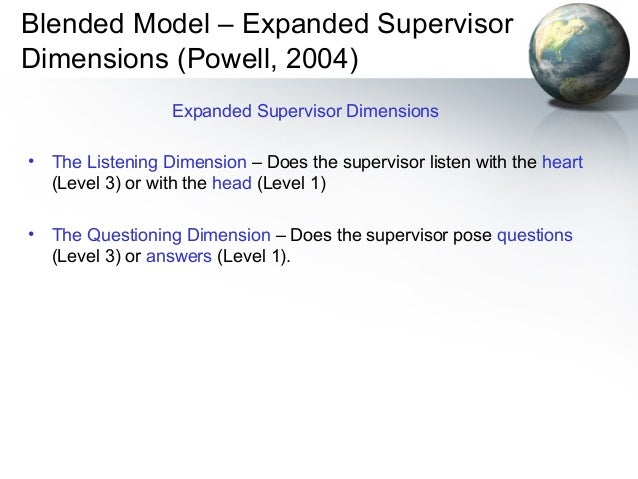 LPC Models and Techniques in Clinical Supervision