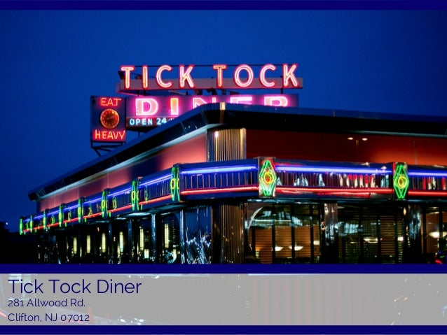 Delicious diners christine milcheck for 6 allwood terrace livingston nj