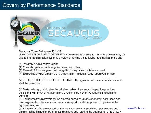 Nj dot presentation 150210 for Secaucus motor vehicle inspection