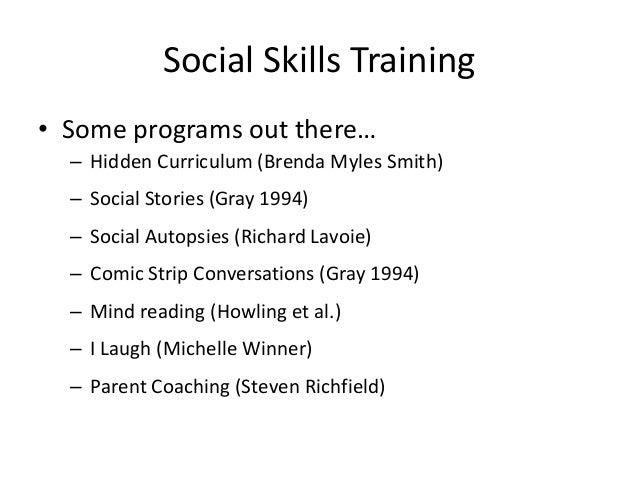 njea 2013 social skills slideshare