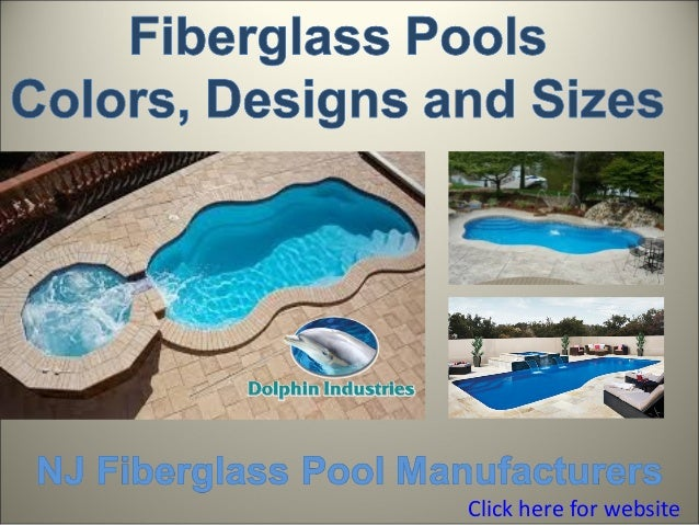 NJ Fiberglass Pool Manufacturers Pools For Sale