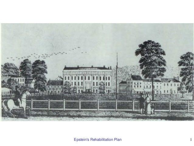 Epstein's Rehabilitation Plan 1