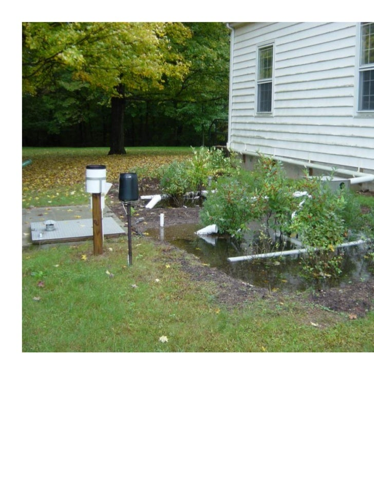 Yes Green Infrastructure: NJ: Rain Garden Research
