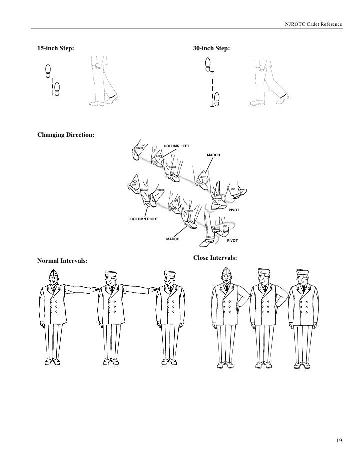 NJROTC Cadet Reference Manual