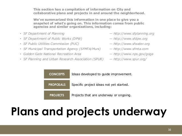 Sfdpw projects to do at home.