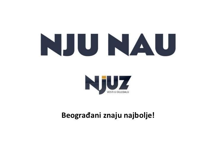 Beograđani znaju najbolje!