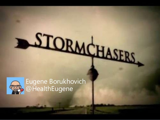 Eugene Borukhovich  @HealthEugene