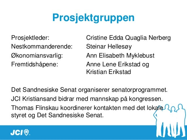 JCI Norway national convention 2014  Slide 3