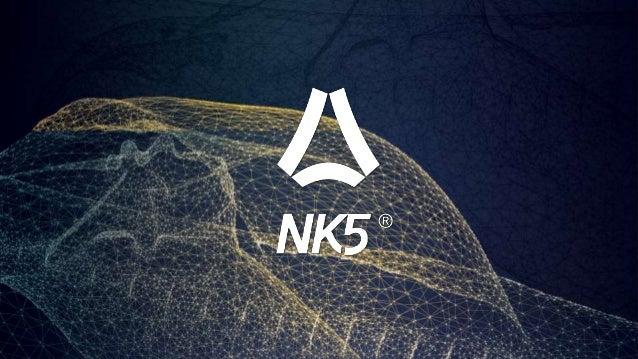 NK5 É A ORIGEM DE TODA A INSPIRAÇÃO