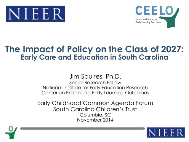The Impact Of Policy On The Class Of 2027
