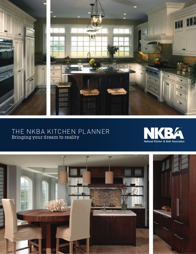 NKBA Kitchen Planner