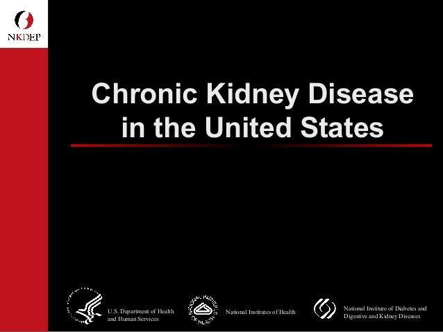 U.S. Department of Health and Human Services National Institutes of Health National Institute of Diabetes and Digestive an...