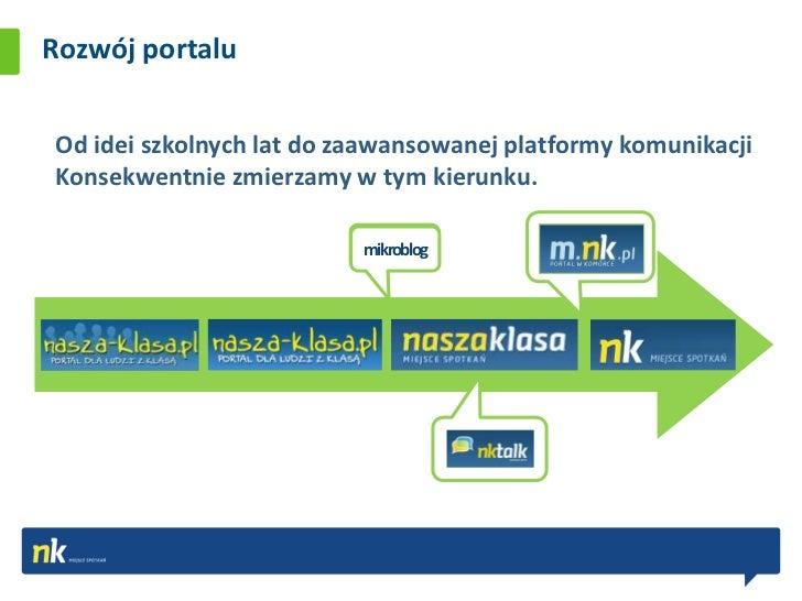 Rozwój portaluOd idei szkolnych lat do zaawansowanej platformy komunikacjiKonsekwentnie zmierzamy w tym kierunku.         ...