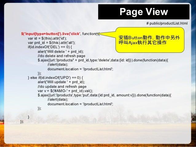 Nko workshop - node js crud & deploy