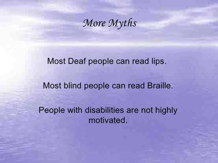 Where is this damn disabled person: myths and facts about the legendary invalid 87