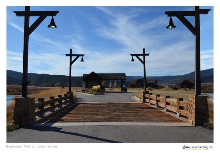 Private Development Photo Simulations - Eagle, CO