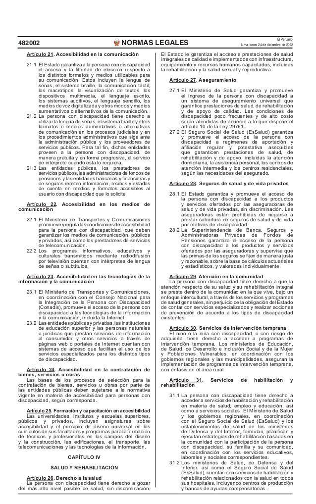 El Peruano482002                                           NORMAS LEGALES                                        Lima, lun...