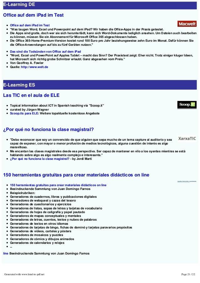 Newsletter Fremdsprachen des Landesinstituts fr Pädagogik und Fremdsp…