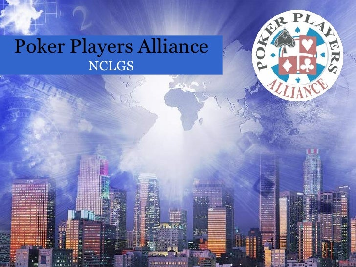 Poker Players Alliance NCLGS