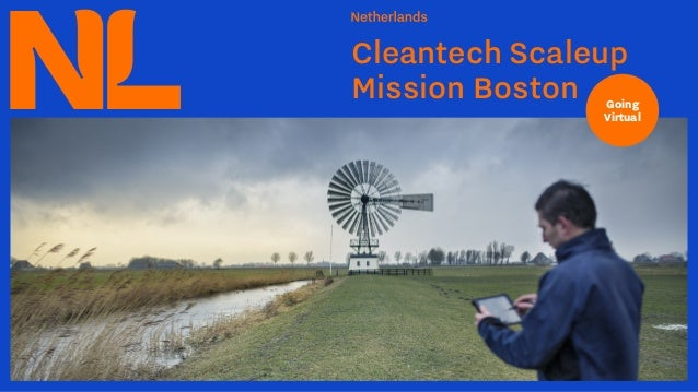 Going Virtual Cleantech Scaleup Mission Boston